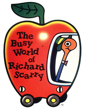 Lowly Worm of Richard Scarry