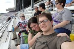 AdvoCare 500: My First Nascar Race