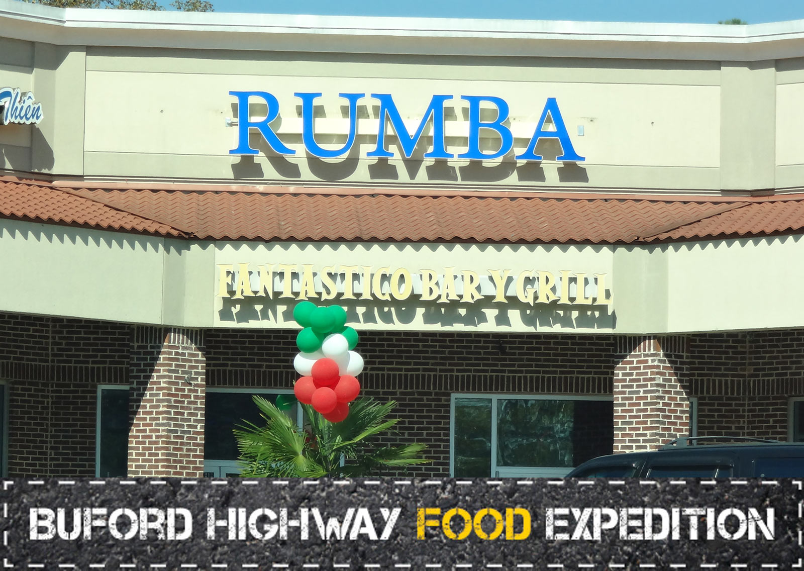 Rumba mexican restaurant