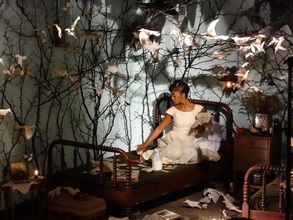 Dorothy O'Connor, Ceiling of Blackbirds.