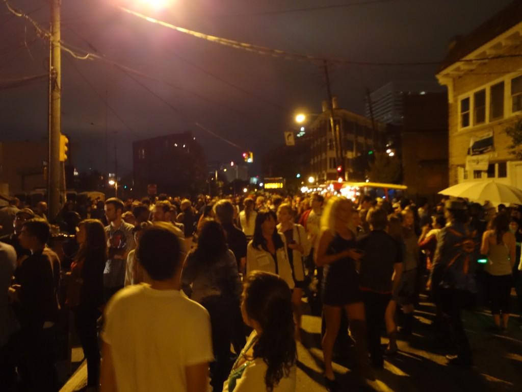 Flux Night Atlanta 2012