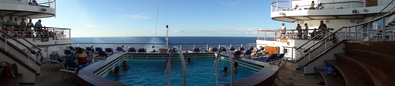 Princess Cruise panorama