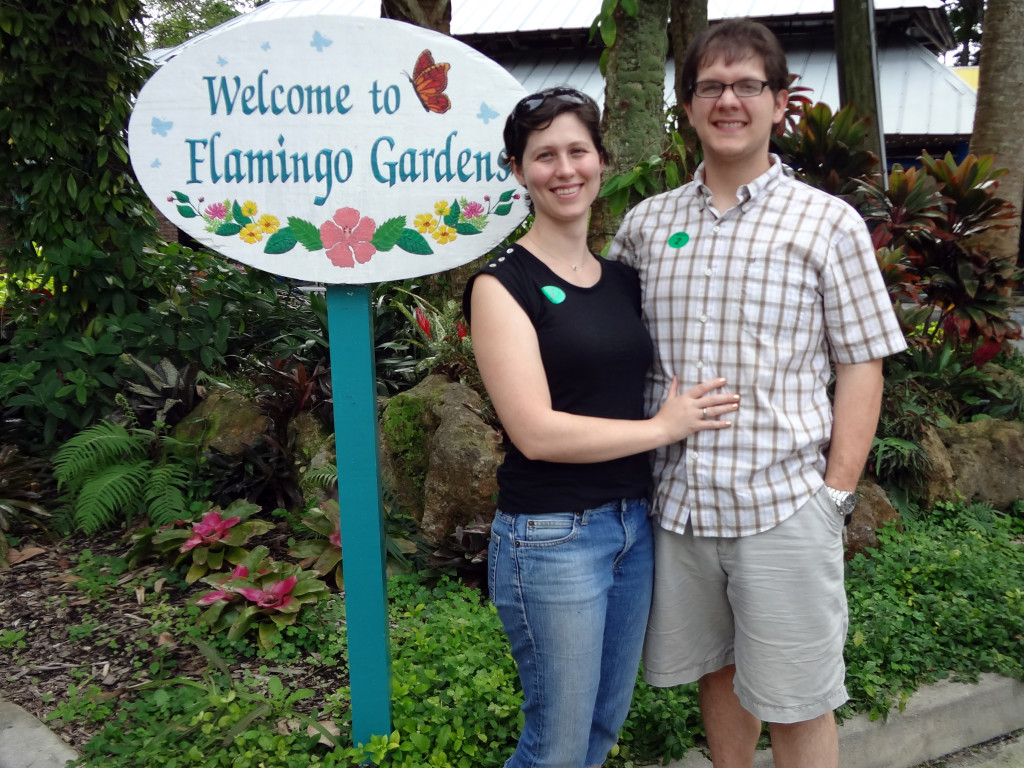 Flamingo Gardens, Ft. Lauderdale, Florida