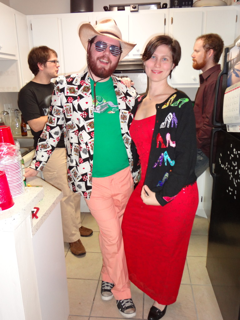 Thrift Shop Party