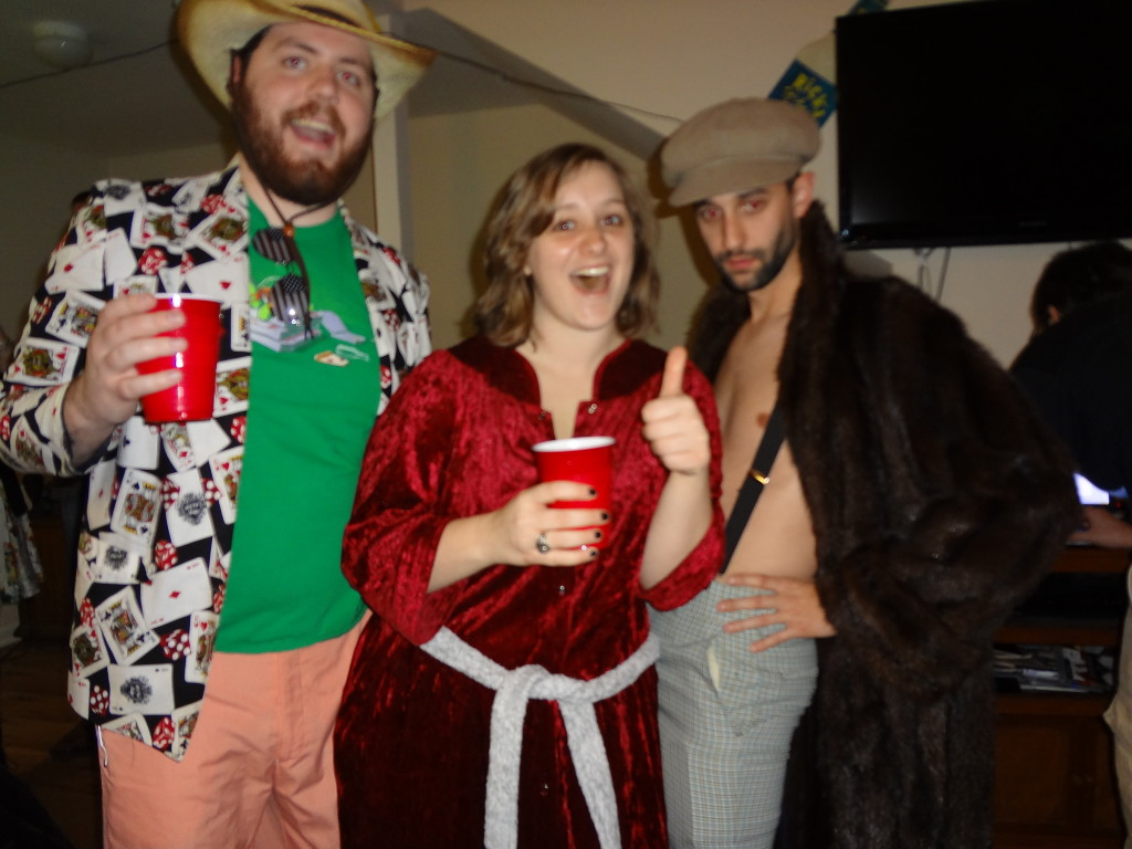 Thrift Shop New Year's Eve Party
