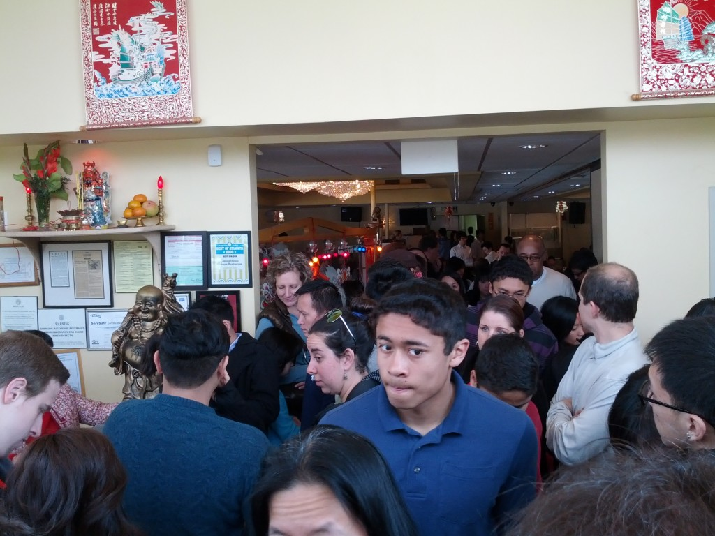 Canton House on Chinese New Year