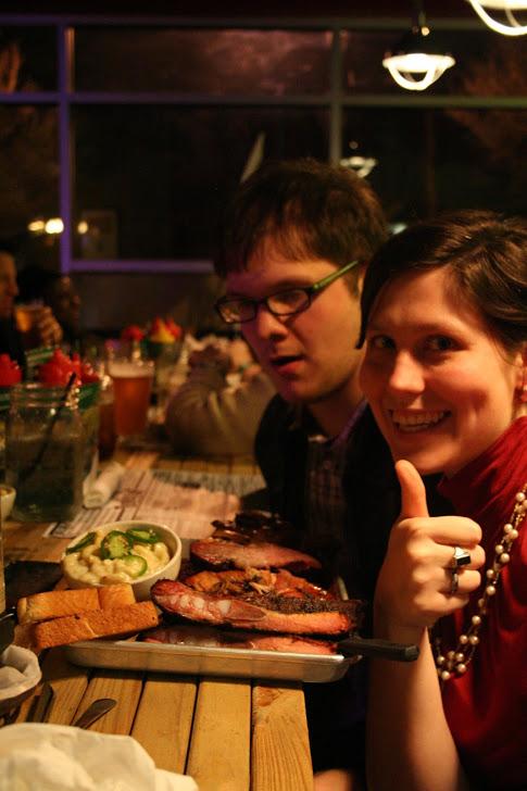 Bone Lick BBQ - Meat Week 2013