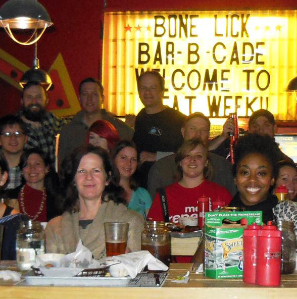 Meat Week: Bone Lick BBQ