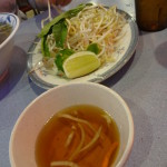 Fish sauce and pho accessories