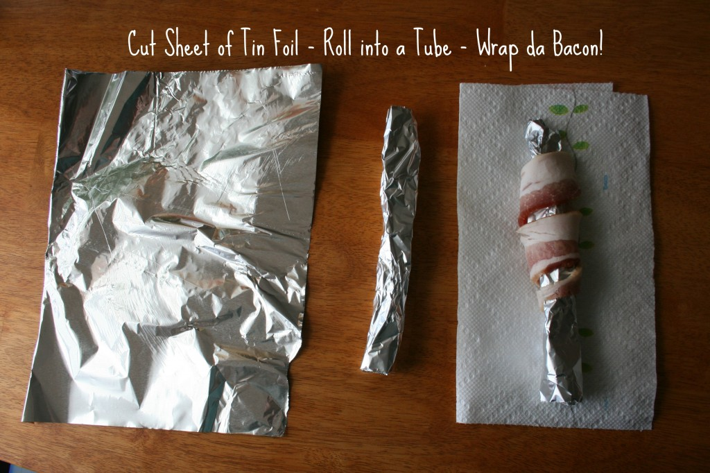 Bacon Curl Instructions