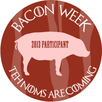 Bacon Week 2013 Badge