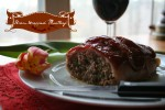 Bacon Week 2013: Bacon-Wrapped Meatloaf