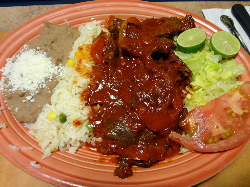bistec guatemalteco