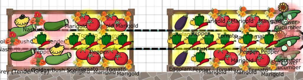 Southern Exposure Garden Planner