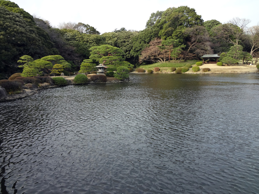 Traditional Japanese Style Gardens