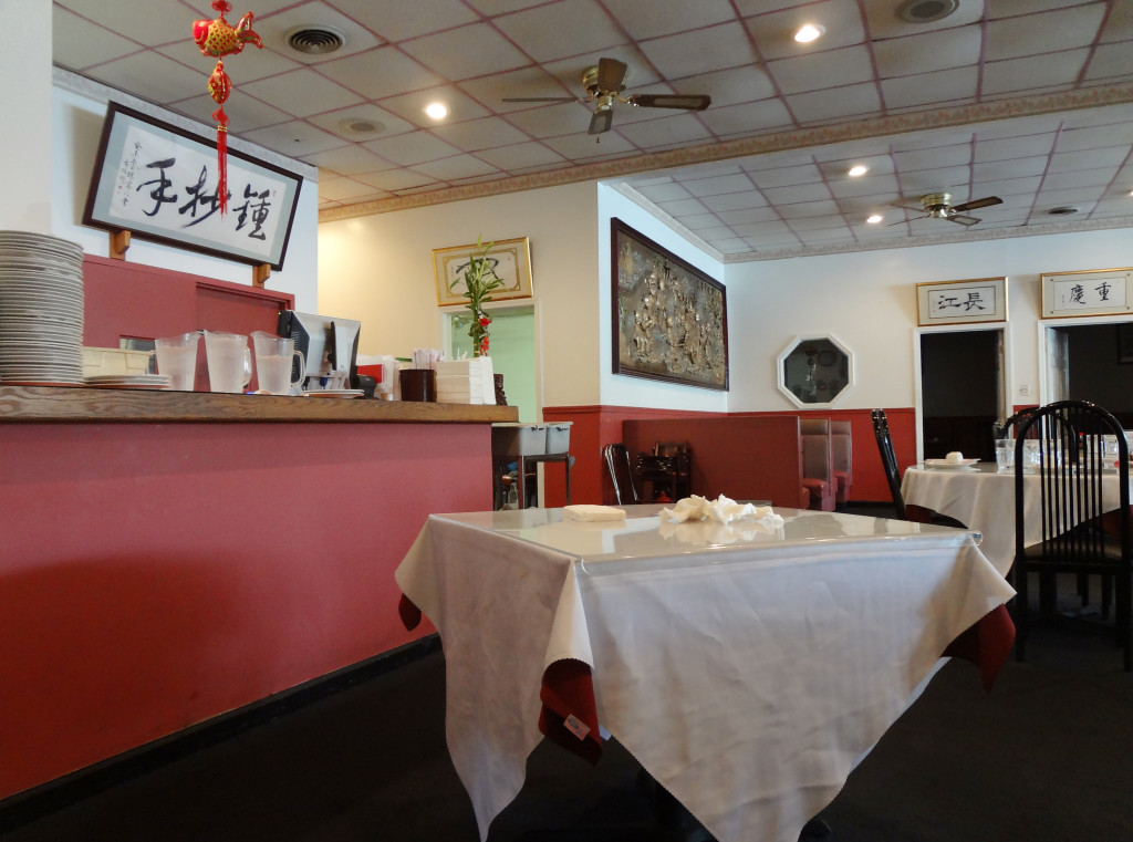 Little Szechuan Interior