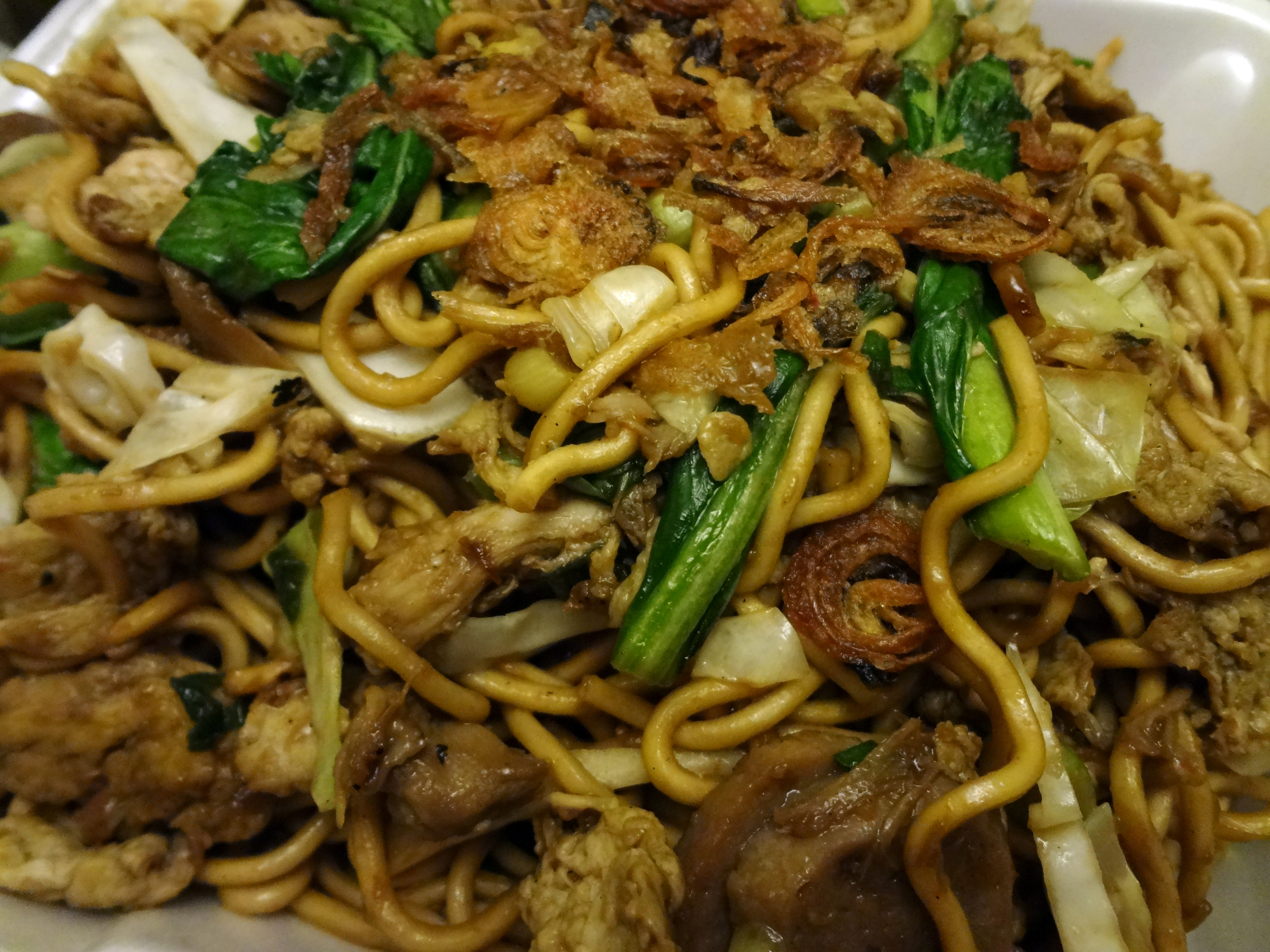 Mie Goreng Dok Dok at Tempo Doeloe on Buford Highway