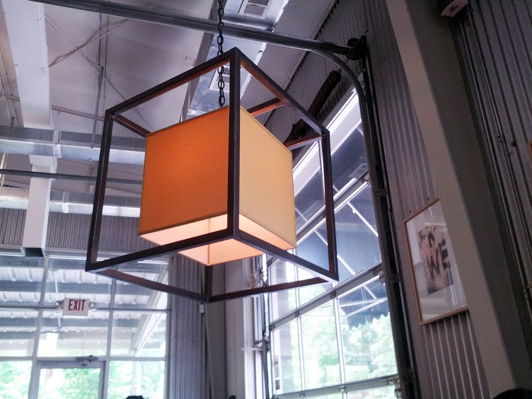 Ubran Pl8 Light fixtures.