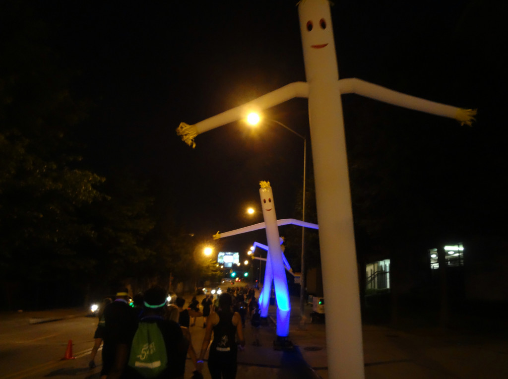 Intergalactic proton powered electrical tentacled advertising droids