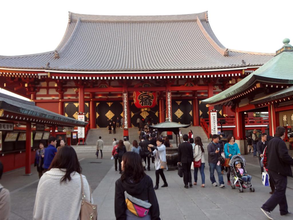 SENSOJI Asakusa Kannon