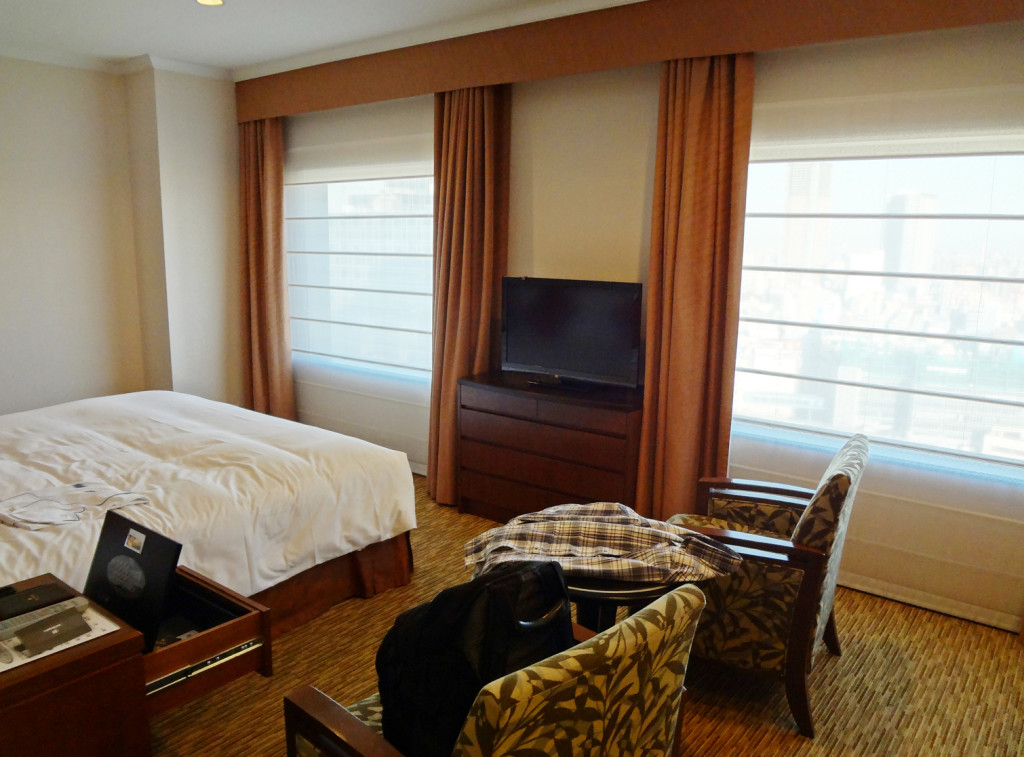 Our Hotel Metropolitan room