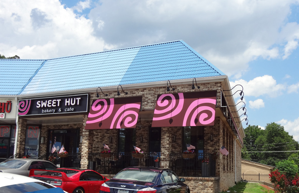 Sweet Hut Bakery and Cafe on Buford Highway