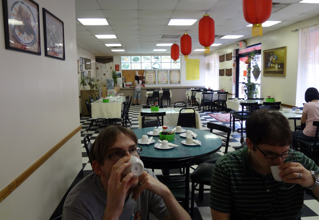 Northern China Eatery Interior