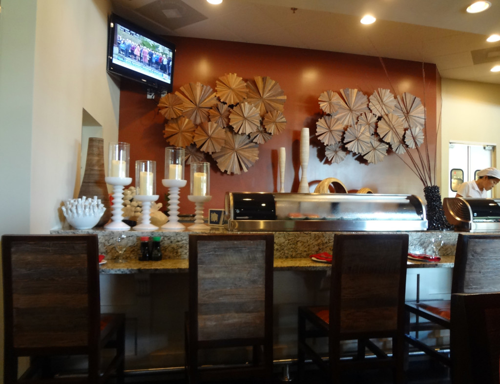 Bua Thai and Sushi Brookhaven