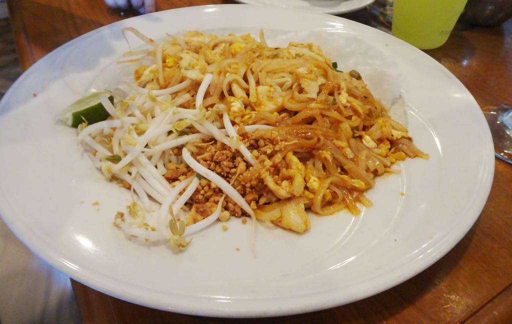 Marie's Chicken Pad Thai