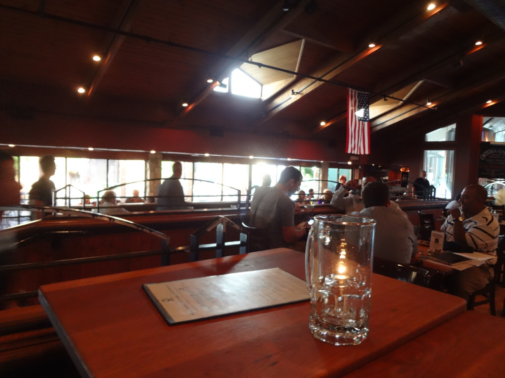 Five Seasons Brewing Interior