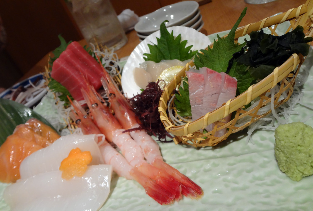 Tsubohachi seafood