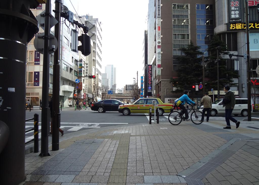 Tokyo taxi transportation