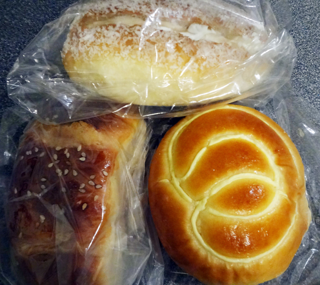Assorted baked good from Mastery Bakery