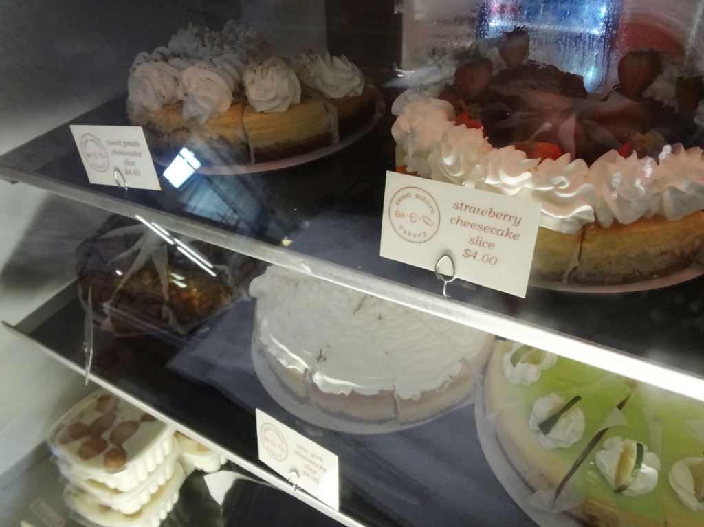 More goodies at Sweet Auburn Bakery