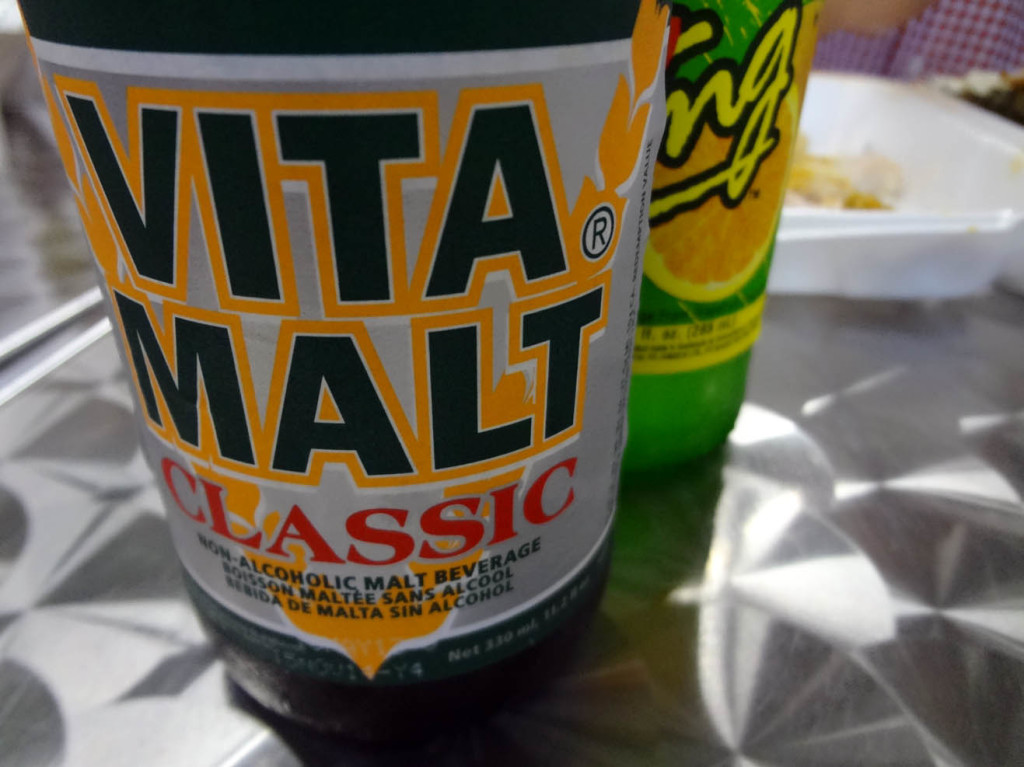 Vita Malt from Afrodish