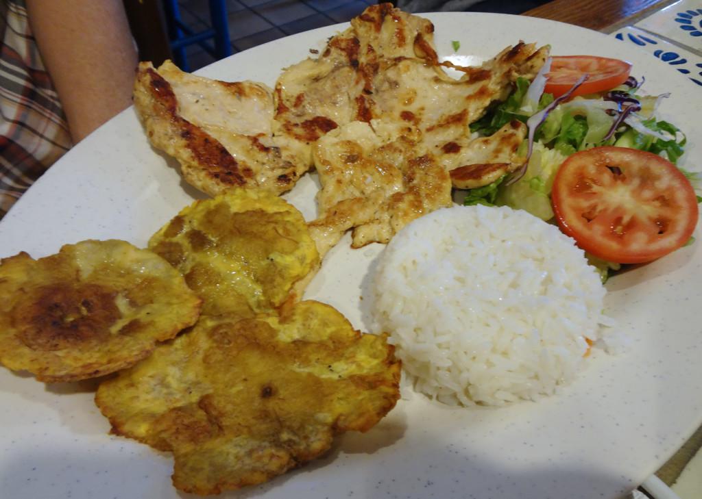 Casa Vieja – Pechuga de pollo