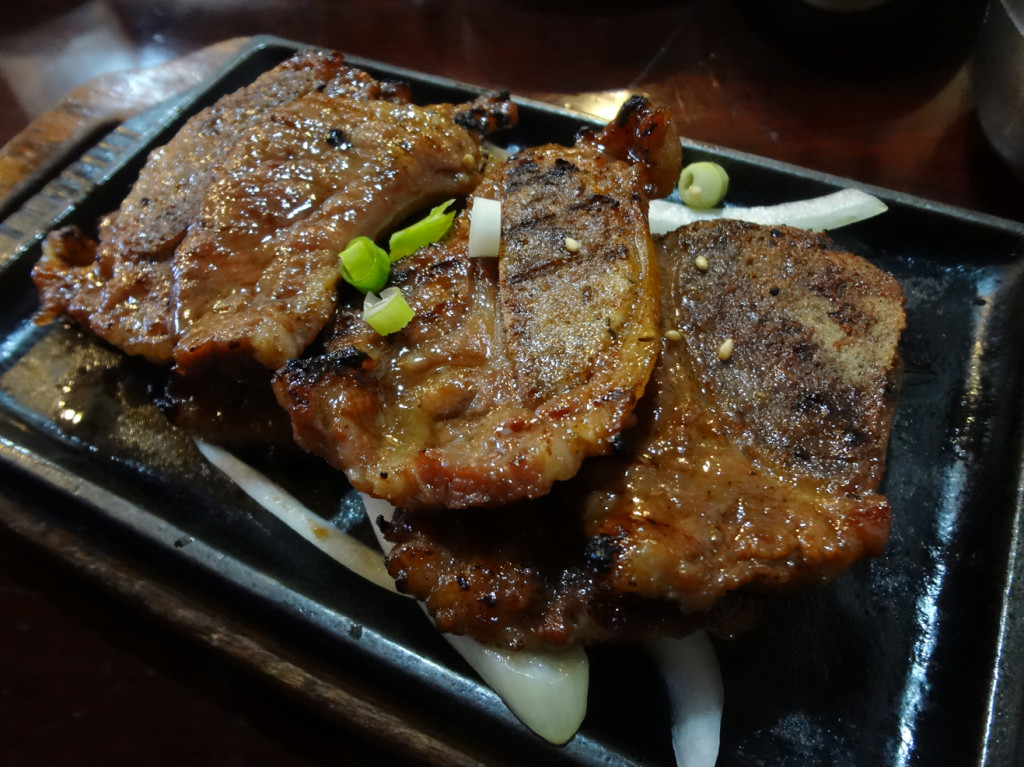 Combination meal's korean BBQ