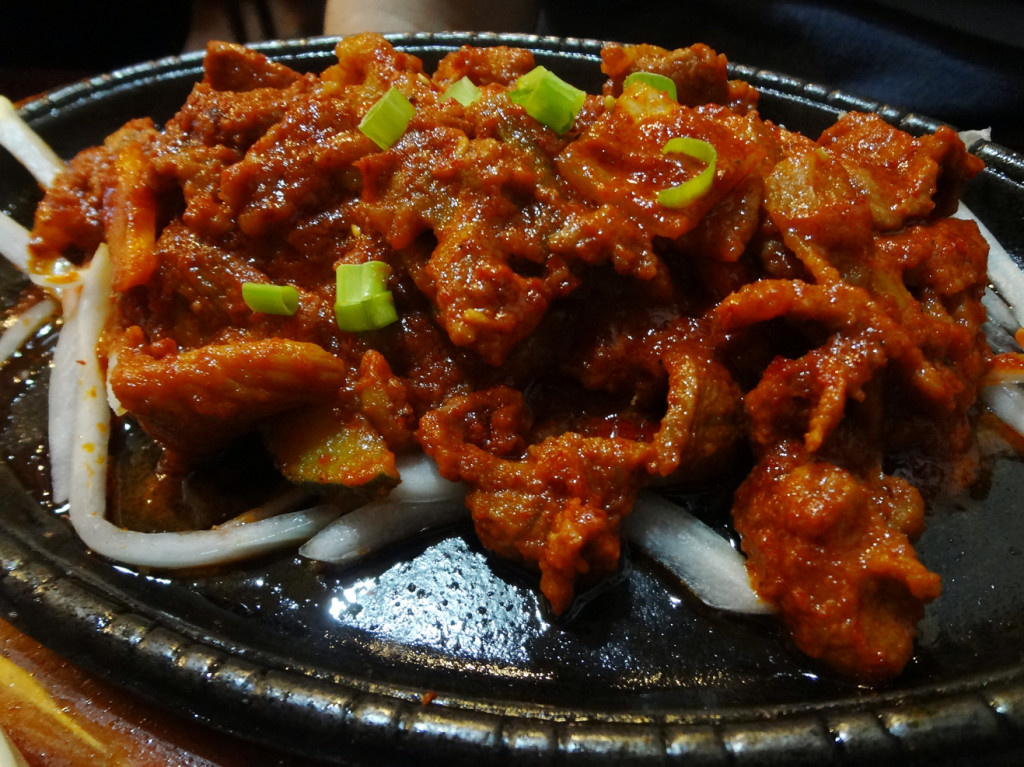 So Kong Dong's Bulgogi