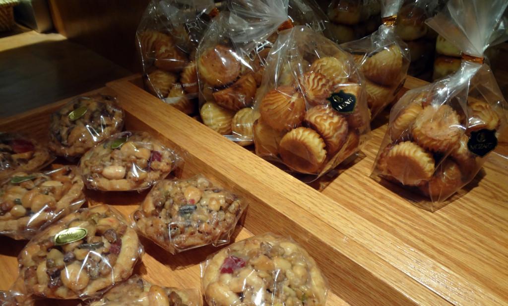 Mozart Bakery's baked goods