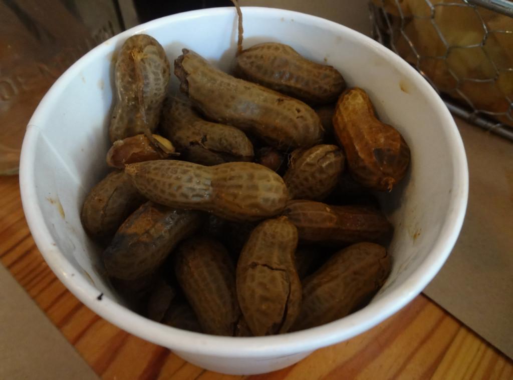 Boiled Peanuts $2.50