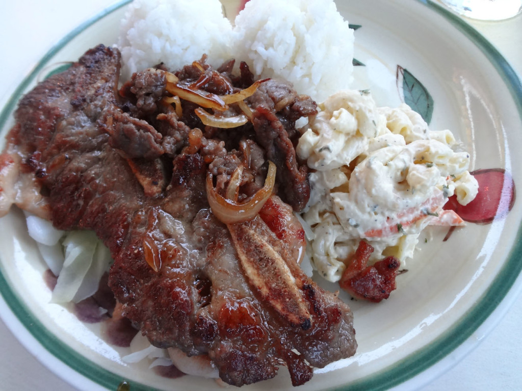 Waikikie Combo BBQ Plate