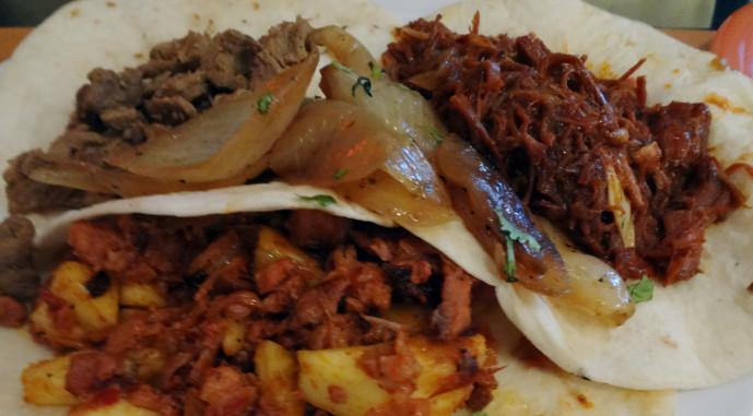 Vasili's tacos