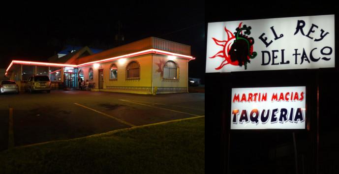 Taqueria El Rey Del Taco