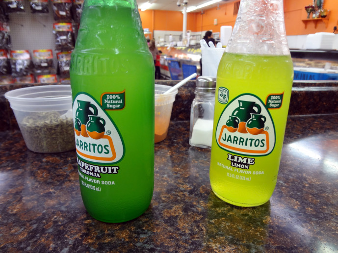 Jarritos and the Supermercado Chicago