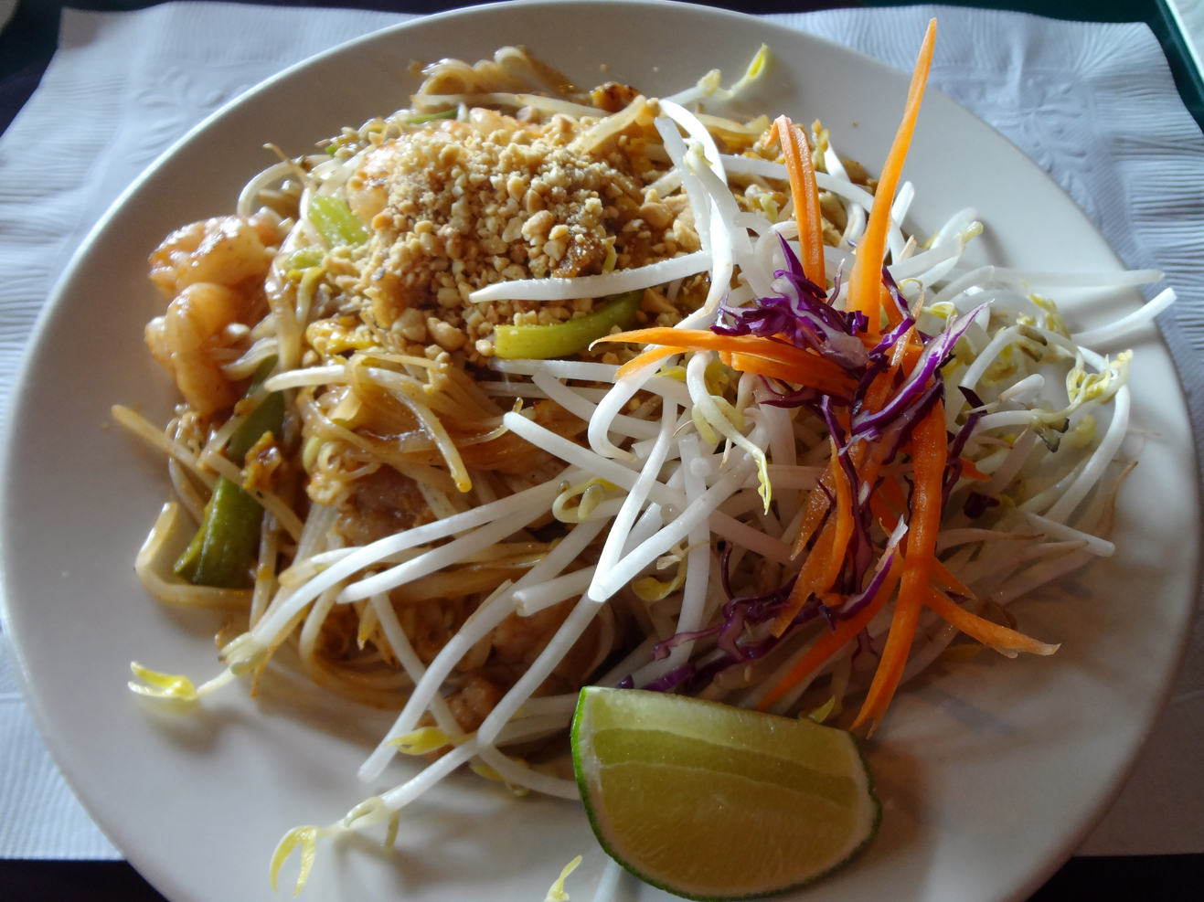 Annie's Thai Castle Shrimp Pad Thai