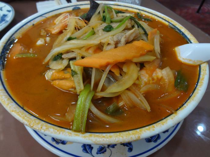San Shan Noodle Soup