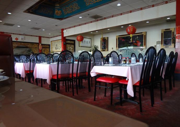 Yen Jing interior