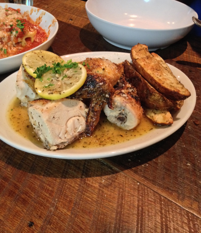 Gio's Chicken Amalfitano Sorrento Lemon Chicken