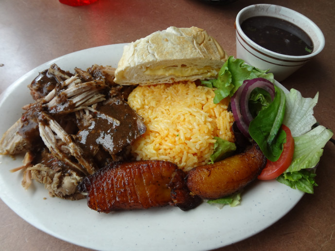 Lunch Special: Jerk Pork