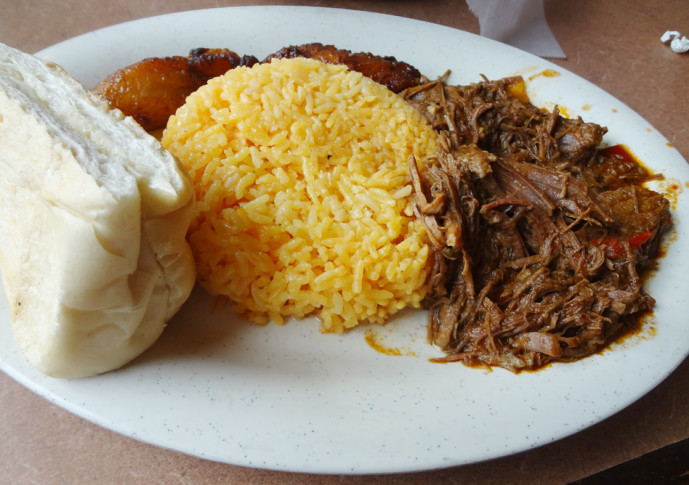 Lunch Special: Ropa Vieja